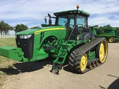Tractor - Track For Sale 2012 John Deere 8360RT , 360 HP