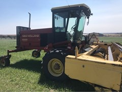 Windrower-Self Propelled For Sale New Holland 2550