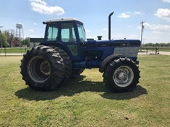 Tractor For Sale 1983 Ford TW35 , 170 HP