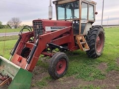 Tractor For Sale 1970 International Farmall 656