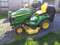 Lawn Mower For Sale 2017 John Deere X584 , 24 HP