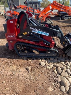 Compact Loader-Stand On  Toro TX 1000