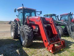 Tractor For Sale 2012 Case IH Puma 160 CVT , 160 HP