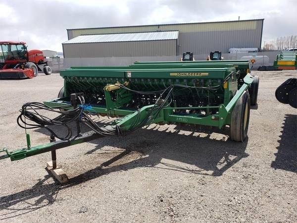 John Deere 450 Grain Drill For Sale