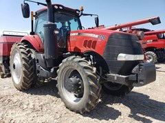 Tractor For Sale 2018 Case IH MAGNUM 220 CVT , 220 HP
