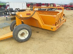 Scraper-Pull Type For Sale Rowse 500