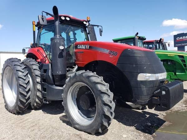 2019 Case IH MAGNUM 250 CVT Tractor For Sale
