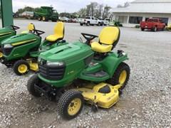 Riding Mower For Sale 2014 John Deere X738