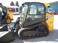Skid Steer-Track For Sale 2019 JCB 215T