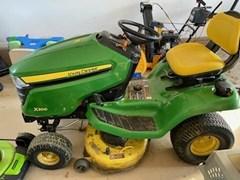 Lawn Mower For Sale 2014 John Deere X300 , 18 HP