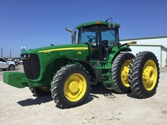 Tractor - Row Crop For Sale 2003 John Deere 8420