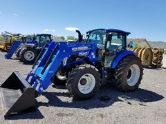Tractor For Sale 2020 New Holland POWERSTAR 110 , 110 HP