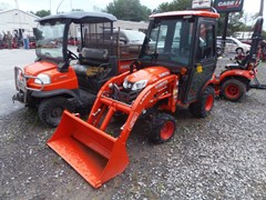 Tractor - Compact For Sale 2018 Kubota BX2680RV60 , 23 HP