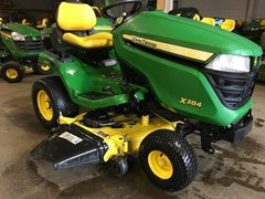 Riding Mower For Sale 2016 John Deere x384