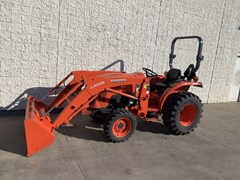 Tractor - Compact For Sale 2016 Kubota L3301HST
