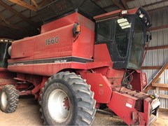 Combine For Sale 1988 Case IH 1660