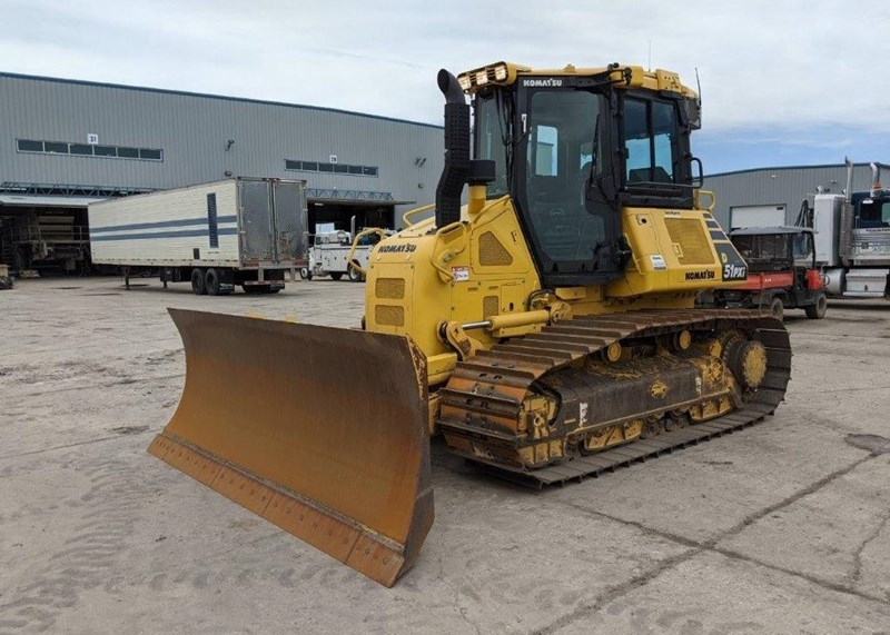 2019 Komatsu D51PXI-24 Crawler Tractor For Sale