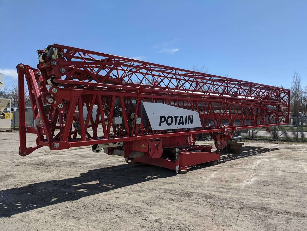2020 Other HUP 40-30 Crane For Sale