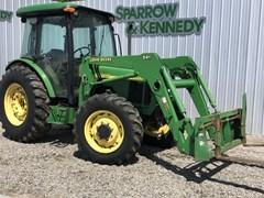 Tractor - Utility For Sale John Deere 5520 , 75 HP