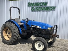 Tractor - Utility For Sale New Holland TT60 , 56 HP