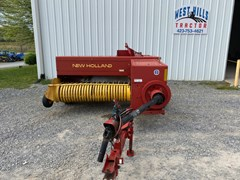 Baler-Square For Sale 2000 New Holland 575