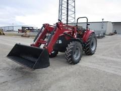 Tractor For Sale 2016 Case IH FARMALL 120C , 120 HP