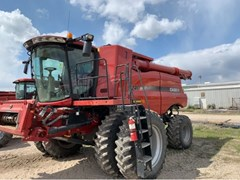 Combine For Sale 2016 Case IH 7240