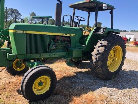 1975 John Deere 4030 Tractor - Row Crop For Sale