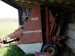 Baler-Round For Sale Hesston 5600