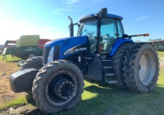 Tractor For Sale New Holland TG285