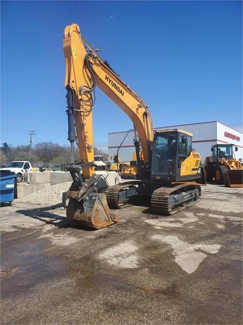 2018 Hyundai HX160L Excavator-Track For Sale