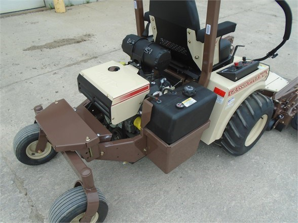 2018 Grasshopper 727TEFI Zero Turn Mower For Sale