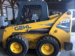 Skid Steer For Sale 2015 Gehl R220 , 70 HP