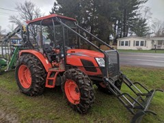 Tractor - Utility For Sale 2017 Kioti RX7320 , 73 HP