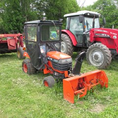Tractor - Compact For Sale Kubota BX2200D , 22 HP