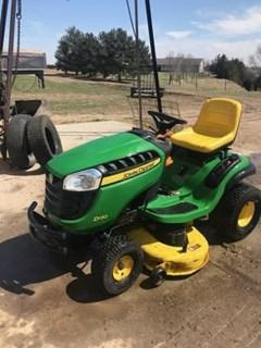 Riding Mower For Sale 2014 John Deere D130