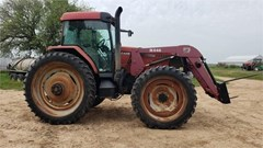 Tractor For Sale 2001 Case IH MAXXUM 110 , 110 HP