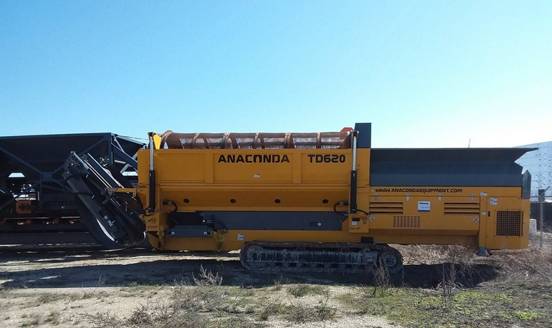 2017 Other TD620 Screening Plant - Hydraulic For Sale