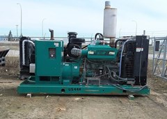 Generator & Power Unit For Sale 2011 Cummins QSX15-G9
