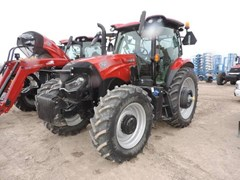 Tractor For Sale 2018 Case IH MAXXUM 125 MC , 125 HP