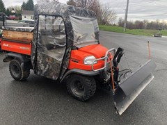 Utility Vehicle For Sale Kubota RTV900