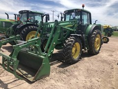 Tractor - Row Crop For Sale 2010 John Deere 7430 Premium , 140 HP