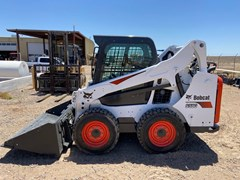 Skid Steer  Bobcat S590 T4