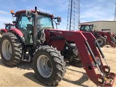 Tractor For Sale 2008 Case IH MAXXUM 115 , 115 HP