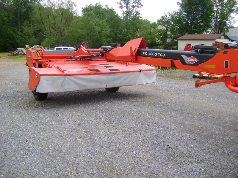 2017 Kuhn fc4060tcd Mower Conditioner For Sale