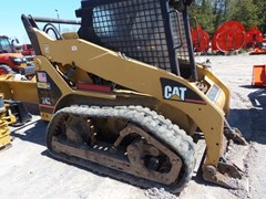 Skid Steer-Track For Sale Caterpillar 242