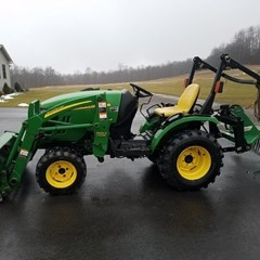 Tractor - Compact Utility For Sale 2006 John Deere 2320 , 24 HP