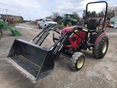 Tractor - Compact Utility For Sale 2018 Yanmar SA424XHI , 24 HP