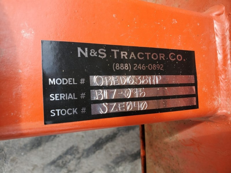 Rears OBED638HP Sprayer Orchard For Sale