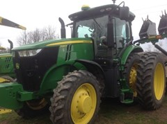 Tractor - Row Crop For Sale 2017 John Deere 7230R